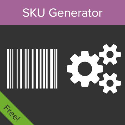 WooCommerce SKU Generator