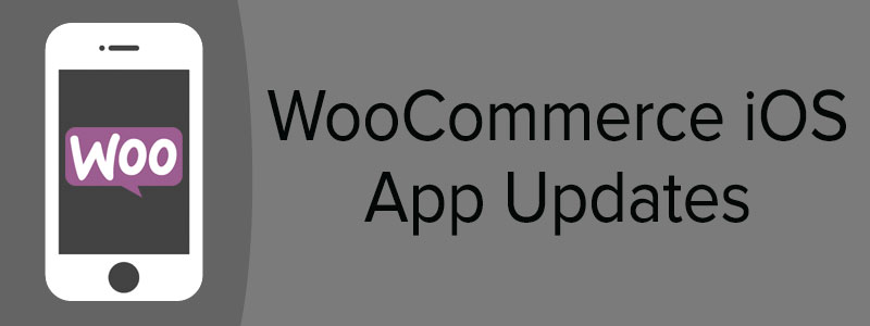 WooCommerce iPhone app