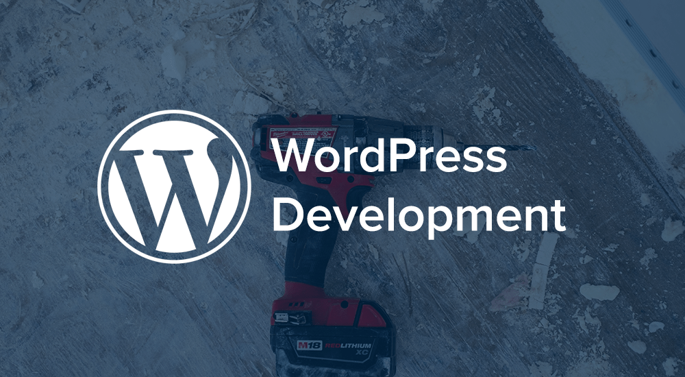 WordPress development tutorials