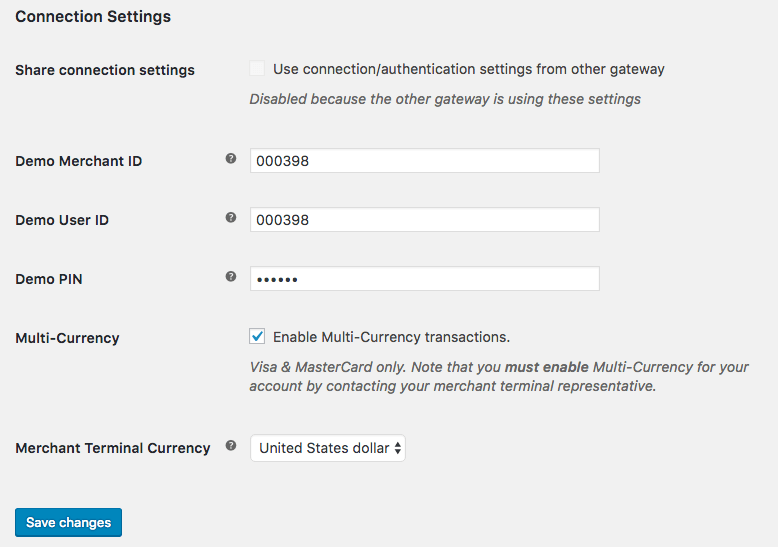 woocommerce elavon credit card connection settings woocommerce elavon 2 0 tokenization, refunds, & lots of payments fusebox elavon at gsmx.co