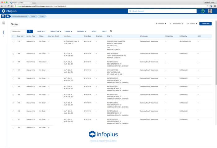 Infoplus Connect for WooCommerce Orders